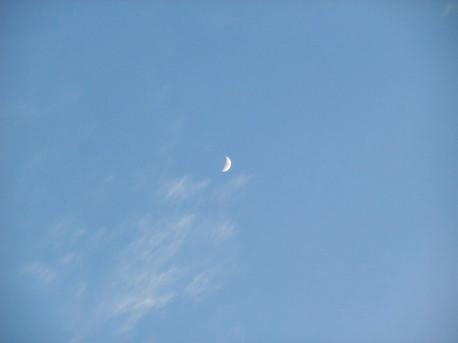 150124crescent_moon